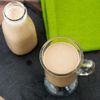 Homemade Irish Cream Liqueur