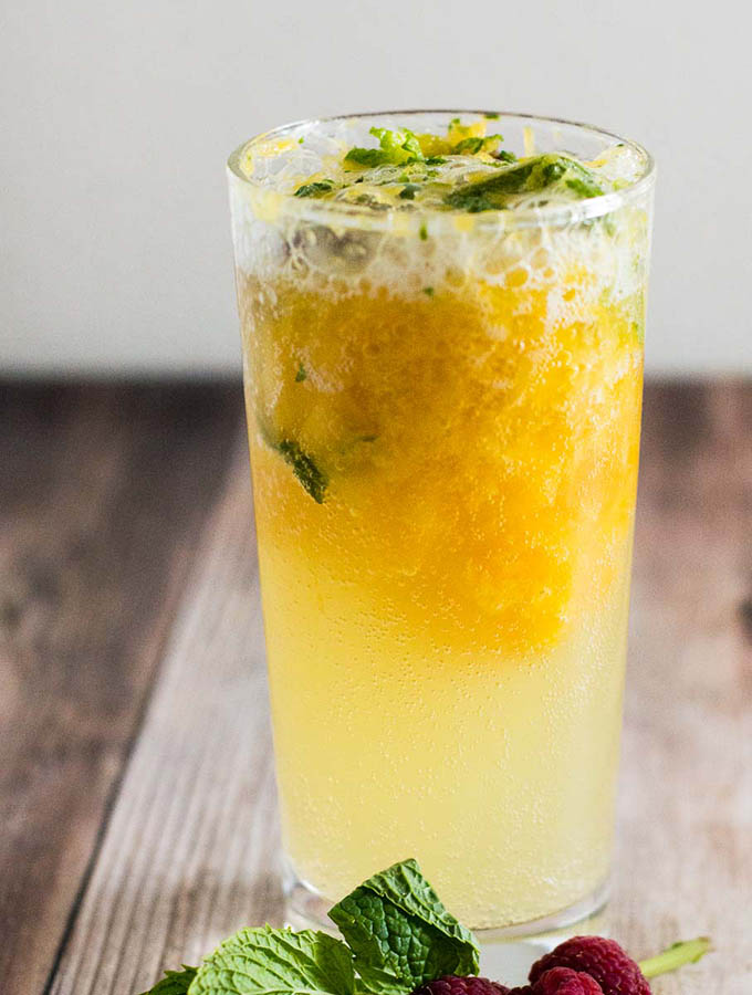 Peach Mojito Recipe and a $200 Target Gift Card Giveaway!