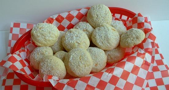 Citrus Cookies by Hoosier Homemade