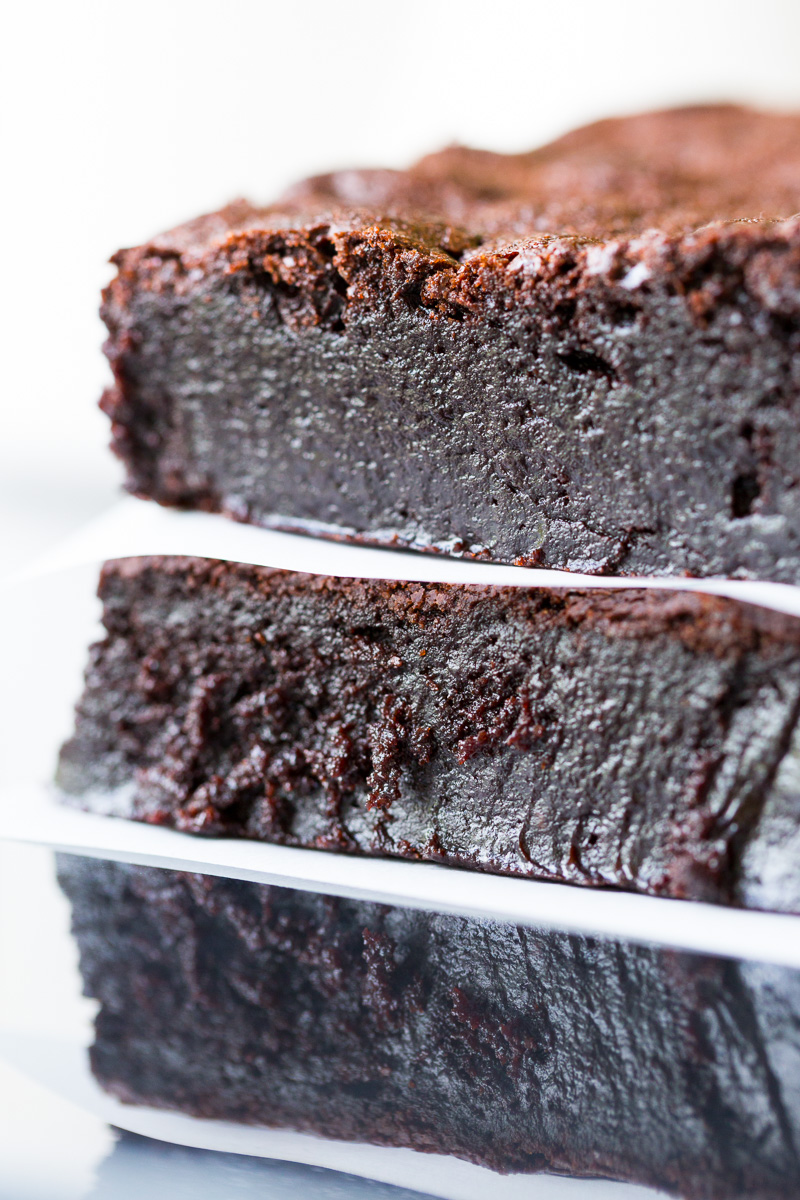 Flourless Brownies by Recipe for Perfection