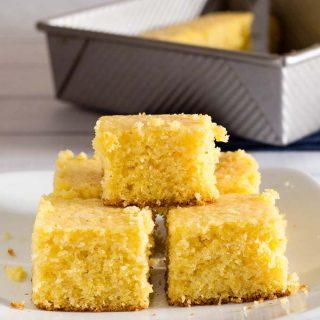 Sweet Cornbread #CookoutWeek  + a giveaway!