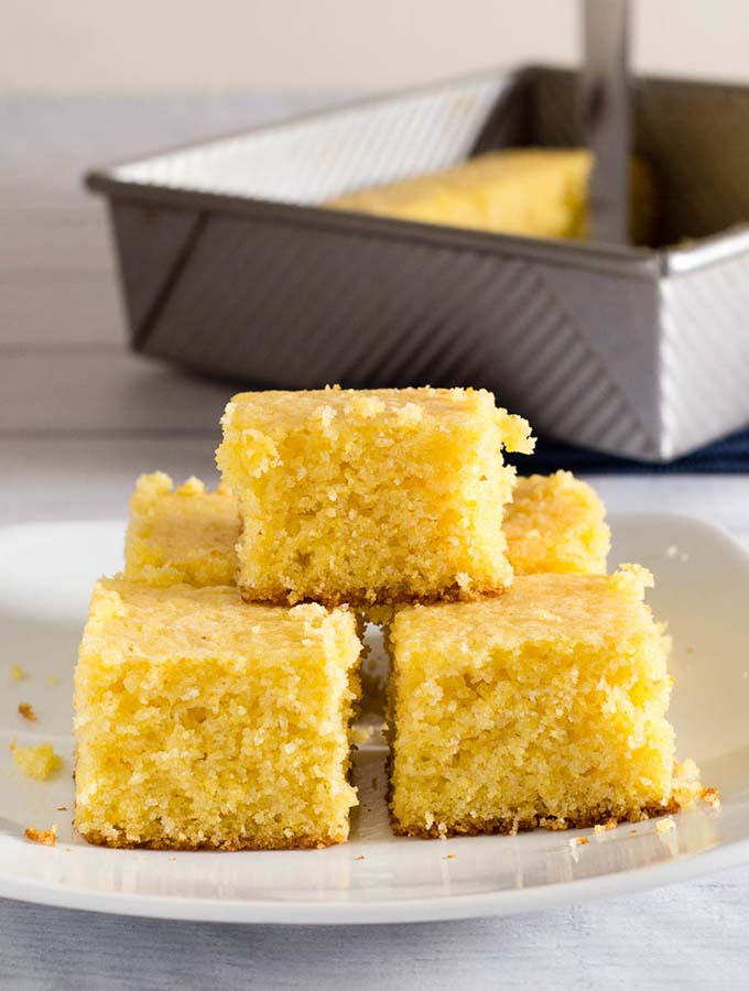Sweet Cornbread #CookoutWeek  + a giveaway!