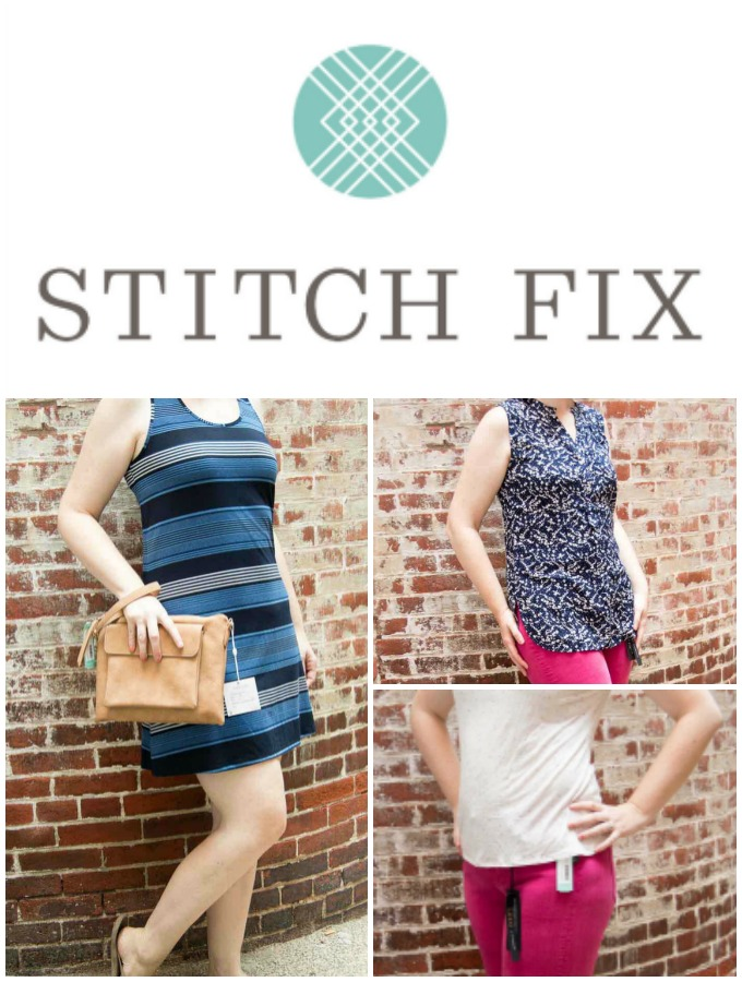 A review of my August 2017 Stitch Fix box — my stylist chose a few casual summer outfits for me.
