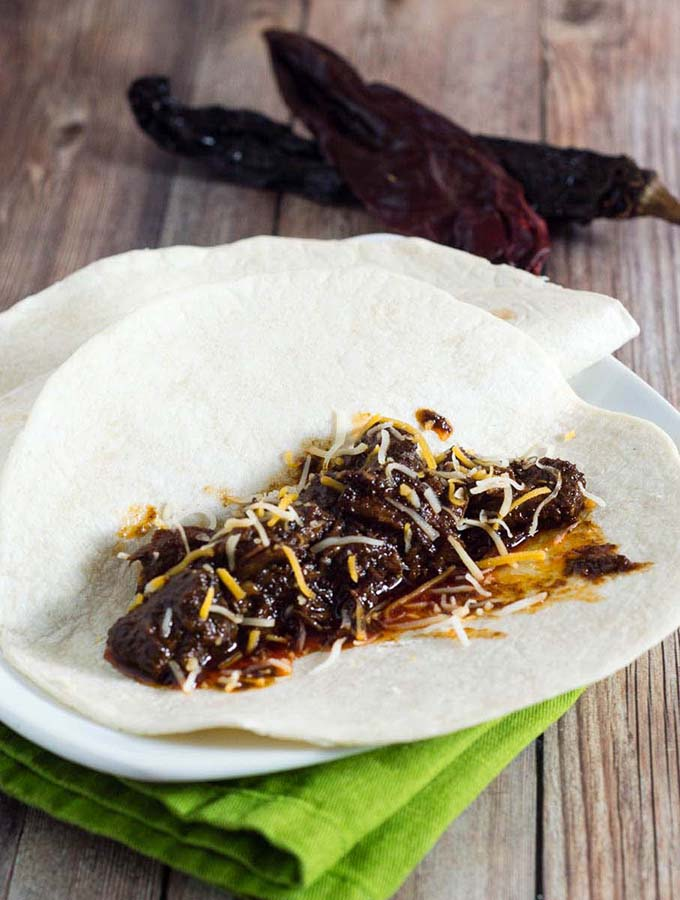 Authentic Barbacoa Beef Tacos