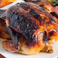 Cider-Sage Brined Turkey