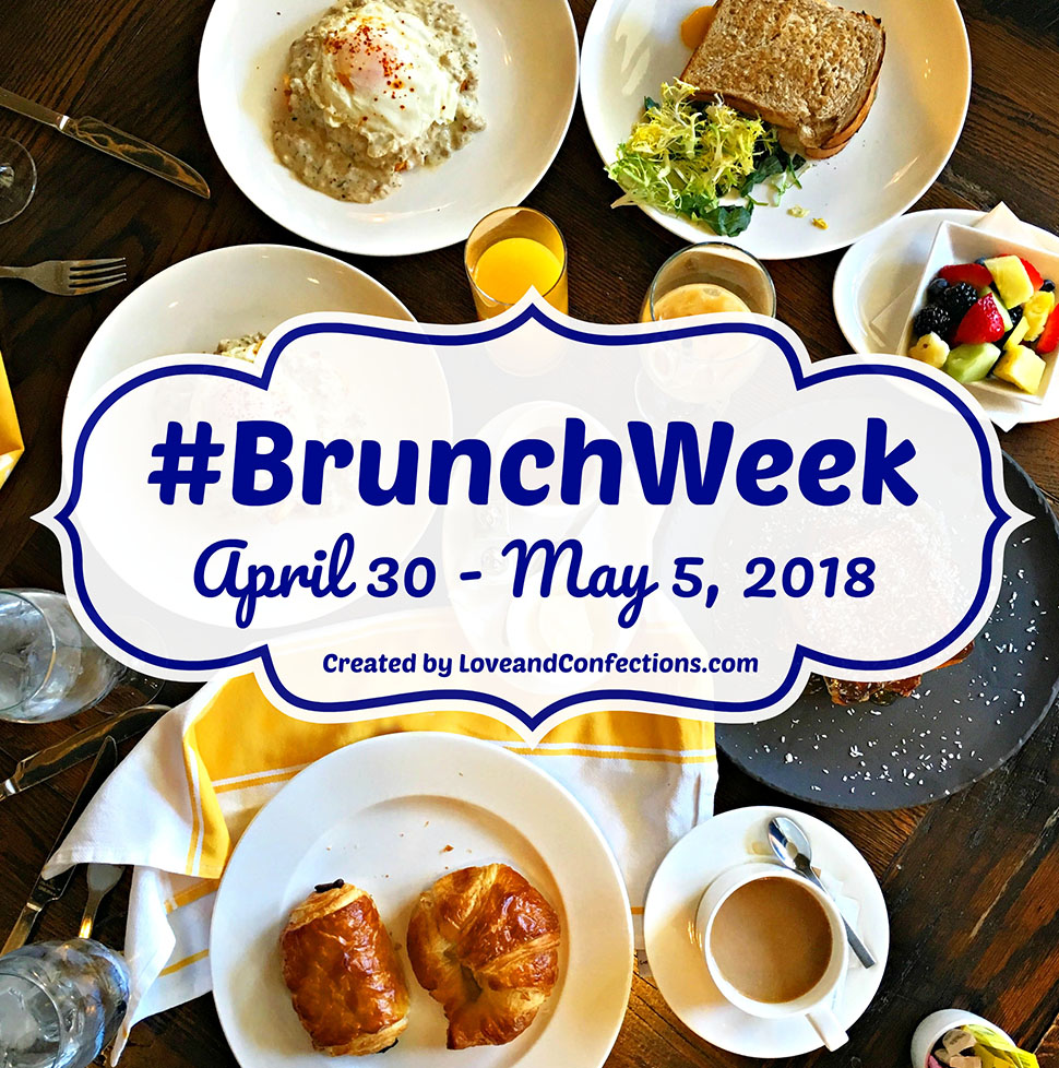 Brunchweek 2018 Sponsors and Giveaway Information