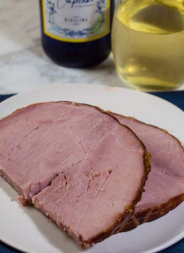Tired of the same old ham recipes? Try Peach and Riesling Glazed Ham — it's fresh and fruity flavor will wow your brunch guests.