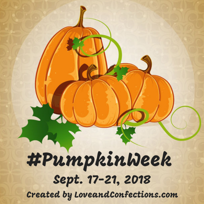 PumpkinWeek 2018 logo