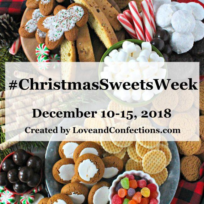 Christmas Sweets Week Logo