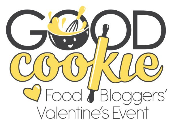 Good Cookie Valentine's Day Food Bloggers event logo