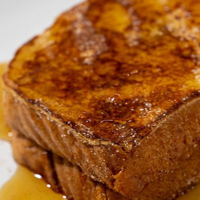 Churro French Toast #BrunchWeek