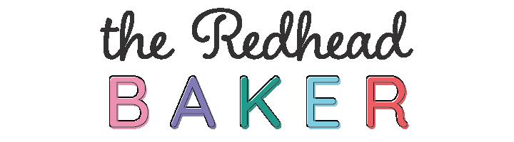 The Redhead Baker logo