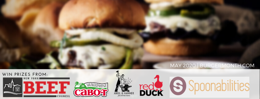 Burger Month Promotional Header