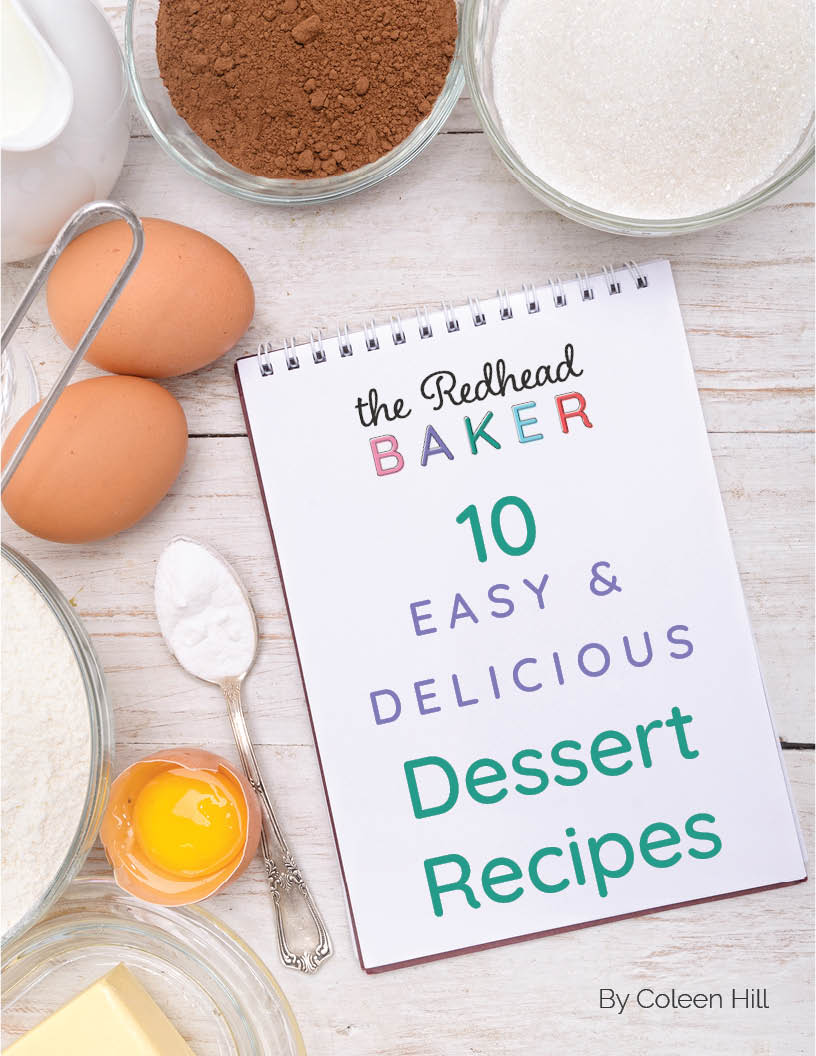 Cover art of 10 Easy and Delicious Dessert Recipes eCookbook