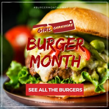 See all the Burger Month Recipes